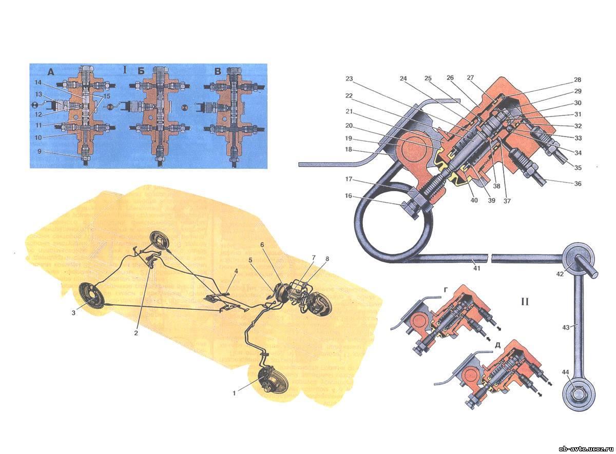 Поделка из модулей мишка